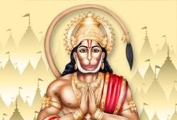 Hanuman Abishekam (Hydration Pooja)