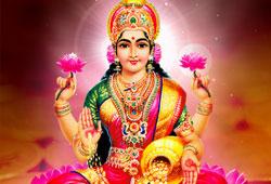 Chanting Lakshmi Ashtottaram
