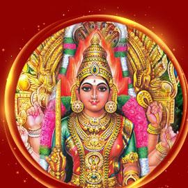 Mariamman at Samayapuram