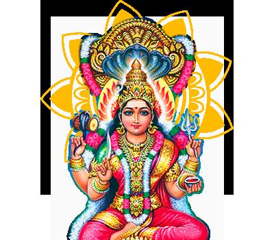 Protection Goddess Mariamman