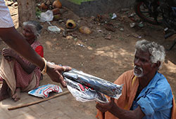 Donation of Umbrella
