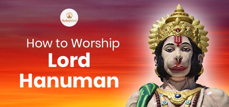 How to Worship Lord Hanuman