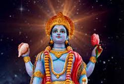 Archana (Pooja) to Vishnu