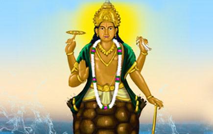 10 Priest Individual Dashavatar Homa