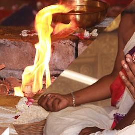 Runa Vimochana Narasimha Stotram Chanting Followed By Lakshmi Sametha Narasimha Homa