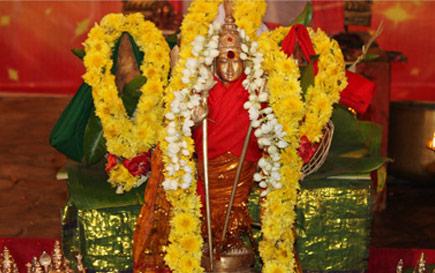 6 Priest Individual Shatrusamhara Homa