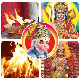 Saptamukhi Veera Hanuman Fire Lab Basic Package