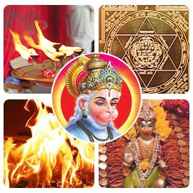 Saptamukhi Veera Hanuman Fire Lab Premier Package