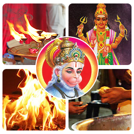 Saturn Birthday Package + Saptamukhi Veera Hanuman Homa Premier Package