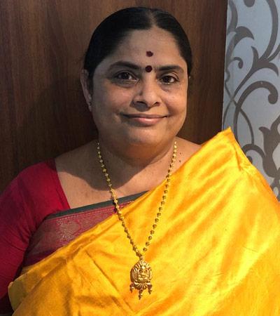 Vijayalakshmi Krishnan