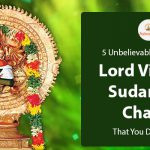 5 Unbelievable Features of Vishnu's Sudarshan Chakra