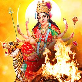 Individual Durga Suktam Homa