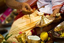 Archana (Pooja) to Manickavasagar