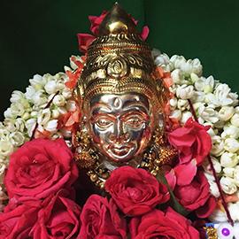 Goddess Vyasa Draupadi