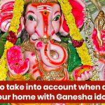 10 Things to take into account when decorating your home with Ganesha idols