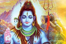 Shiva at Seshampadi