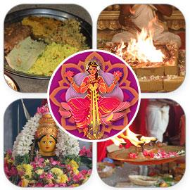 48 Day Goddess Shreem Brzee Lakshmi Program Individual Participation
