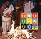 Navagraha Shanti Homa