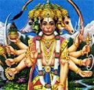 Panchamukhi Hanuman Homa