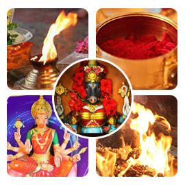 Ashada Navaratri Essential Package