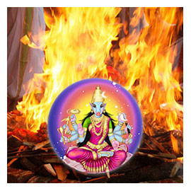 Individual Maha Varahi Homa
