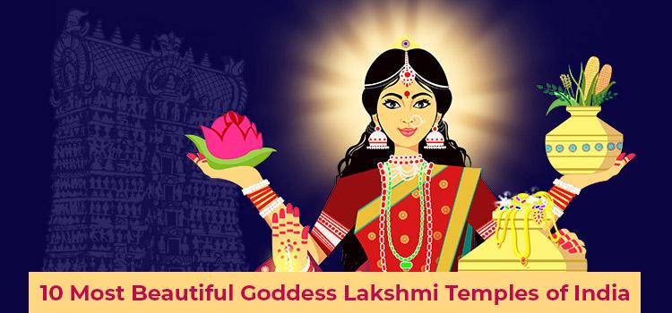 lakshmi temples in india