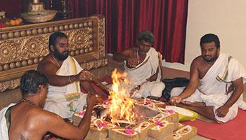 Dhanvantri Homa