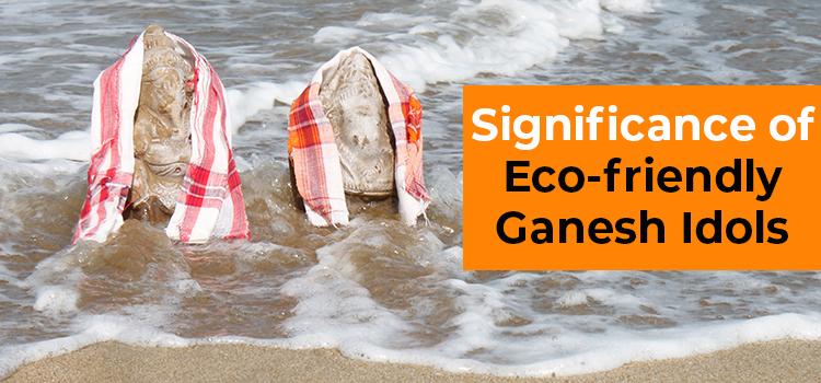 importance of eco friendly ganesha