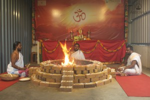 Second Aadi Friday 2019: Obstacles Removal Fire Lab