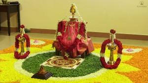 Bhagavati Seva at Start of Aadi Month 2019