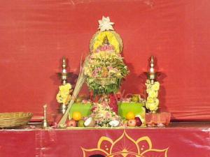 Ayyappa's Birth Star Shines Bright