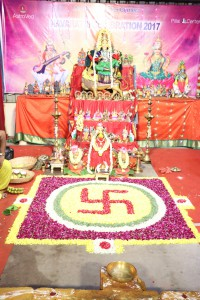 Navaratri 2017: Day 10 Chandi Homa