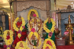Skanda Shasti 2017 - Last day ceremony