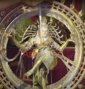 Nataraja Abishekam Experience the Transformational Energy of Dancing Shiva