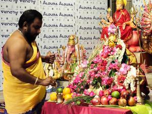 Vasant Navaratri 9 Nights Of The Goddess During Spring Powertime